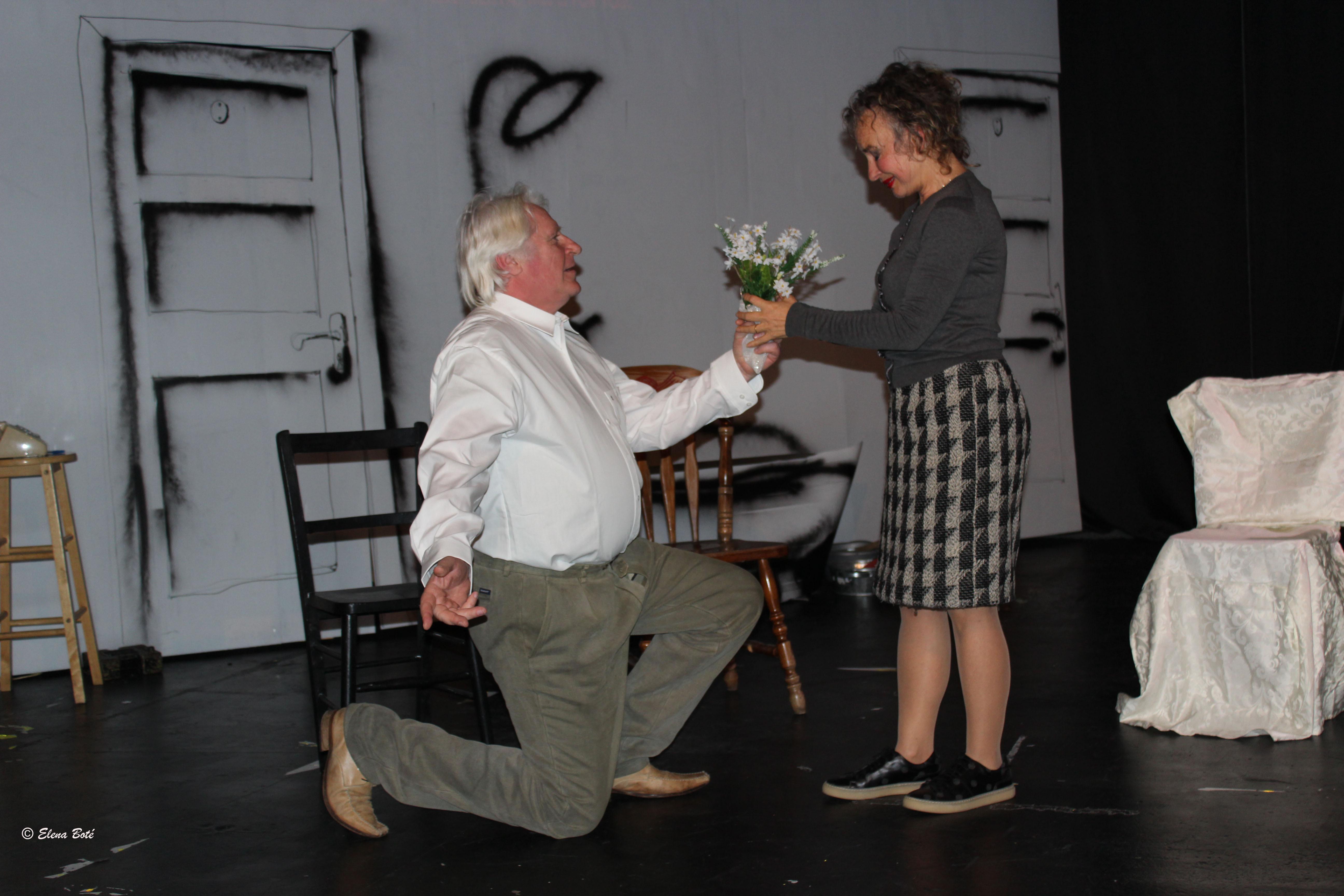 Михаил Иванович и Бети